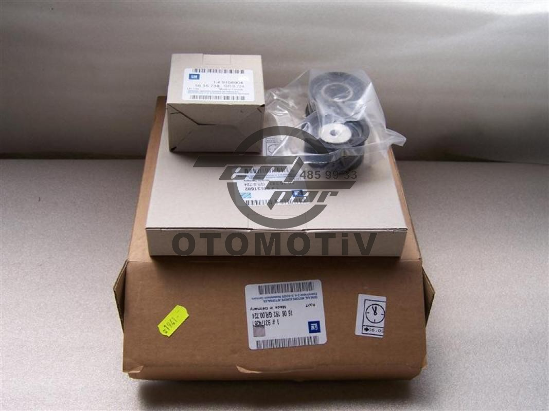 TRİGER SET VECTRA B X2.0 XEV - 1606192-95516738
