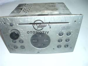 Opel Vectra C CD Mp3 Çalar <br>