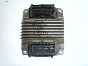 Corsa C 1.7LTX2 Combo C 1.7LTX2 Astra G 1.7LTX2 Motor Beyni <br>