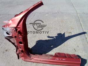 Opel Corsa C  Sol Ön Kapı  Panel Sacı
