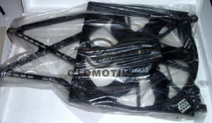 Opel Astra G Fan Motoru