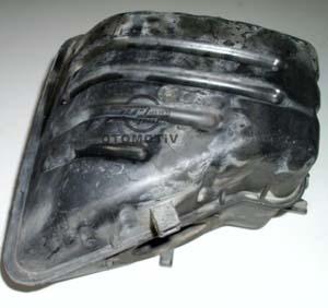 Chevrolet Aveo Hava Filtresi Alt Tozluk <br>