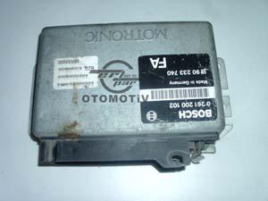 Opel Omega A Motor Beyni