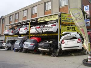 Chevrolet Cikma Yedek Parca