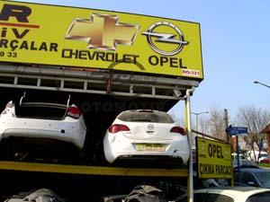 Opel Yedek Parca
