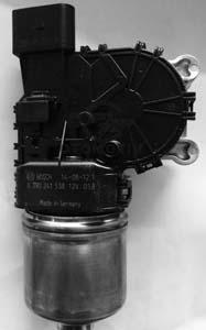 Ön Silecek Motoru Astra H