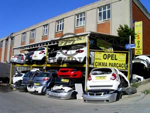 Chevrolet Cruze Yedek Parca