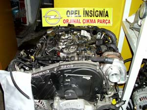 Opel insignia Cikma Yedek Parca