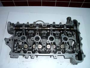 Opel Vectra C 2,2 Silindir kapak