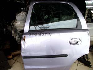 Opel Corsa C Sol Arka Kapı