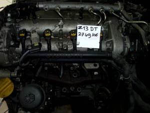 Opel Combo C 1.3 Dizel Çıkma Motor Komple