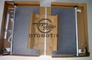 Chevrolet Aveo Calos Klima Radyatörü <br>