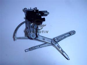 Opel Astra G Sol Ön Cam mekanizması