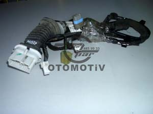Chevrolet Aveo Sedan Sağ  Ön Kapı İç Tesisat <br>