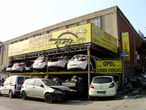 Opel İkinciel Yedek Parca