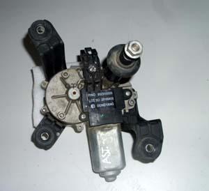 Opel Astra J Arka Silecek Motoru <br>