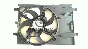 Fan Motoru Davlunbazlı Corsa-D 1,2- 1,4 Benzinli