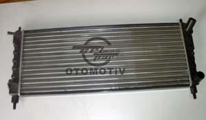 Opel Combo B Su Radyatörü