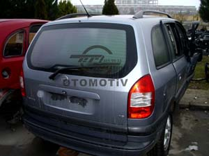 Opel Zafira Sanzıman