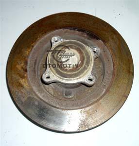 Opel Astra J Arka Fren Disk