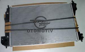 Opel Vectra C Su Radyatörü