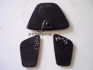 Opel Astra J Torpido Tweter Kapakları Orta